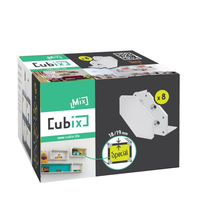 CUBIX MIX GRIS
